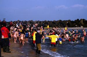 2016寒中水泳1